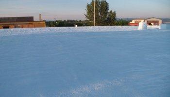 Hydroizolace ploché střechy Kroměříž