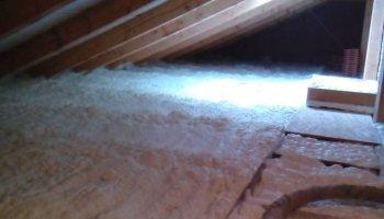 Zateplení podlahy v Jevíčko