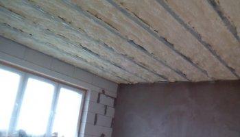 Zateplení stropu Brno