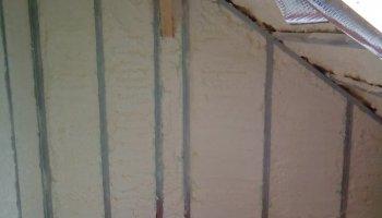 Zateplení podkroví, stropů, příček v Drahotuše