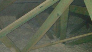 Tepelná izolace stropu bungalovu v Prostějov