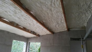Zateplení střechy Rohatec