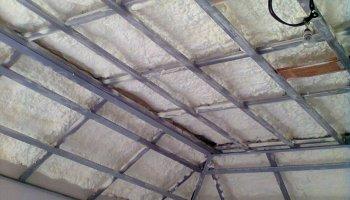 Zateplení stropu bungalovu Brno