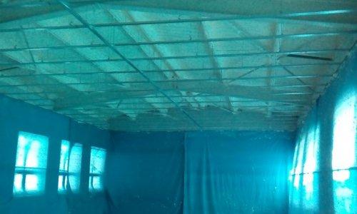 Zateplení výrobní haly FORM Střelná