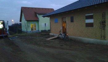 Zateplení dřevostavby (bungalov)