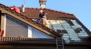 Tepelná izolace podkroví v Krmelín