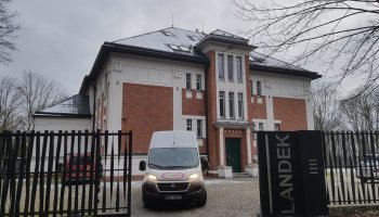 Vila na Landeku - Ostrava