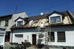 Zateplení podkroví v Olomouc